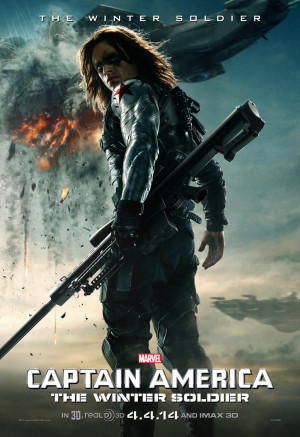 Captain America: The Winter Soldier' villain featured in new poster ...