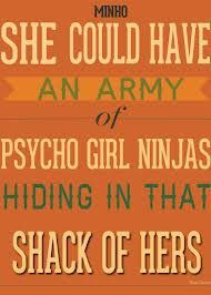 is from the scorch trails but i m not 100 % sure i love this quote ...