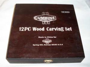 wood carving tool storage