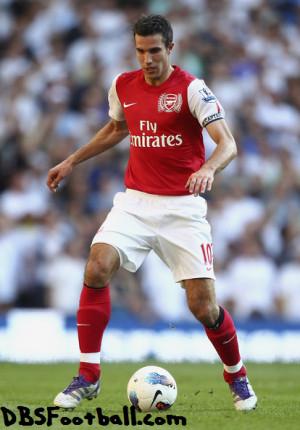 New Arsenal Contract for Van Persie