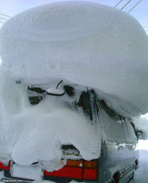 hate snow