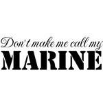 Call My Marine Image