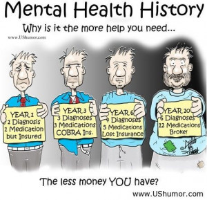 Mental health history US Humor - Funny pictures, Quotes, Pics, Photos ...