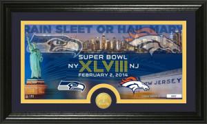 Seahawks amp Broncos Super Bowl 48