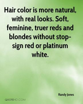 Quotes About Hair Color