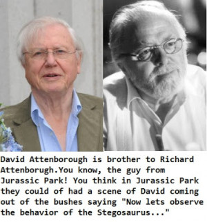 David Attenborough Quotes David attenborough appears