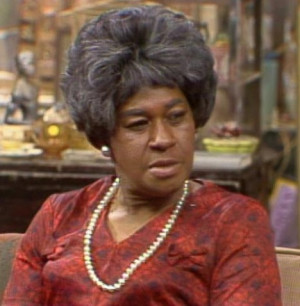 LaWanda Page as Aunt Esther Anderson in the Sanford and Son episode ...
