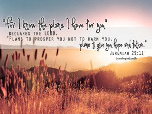 Bible Verses About God Plan For Your Life