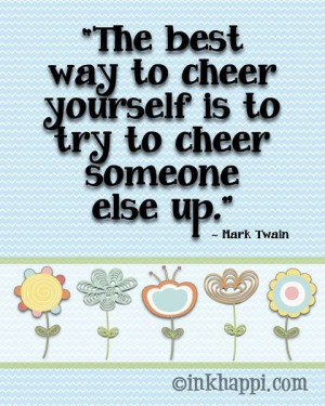 Cheer up quotes, awesome, best, sayings, try