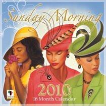 Sunday Morning 2010 Wall Calendar