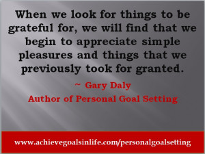 Goal Setting Quotes: Practice the attitude of gratitude | www ...