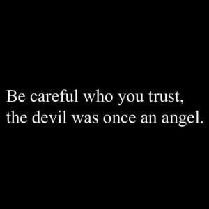 Be careful~ False prophets are everywhere~