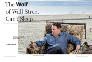 tearsheet: Lauren Greenfield photographs 'Jordan Belfort' the real ...