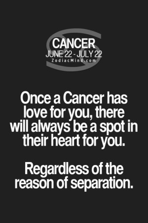 Quotes Fans Cancer Zodiac Quotes