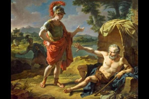 Diogenes of Sinope Picture Slideshow
