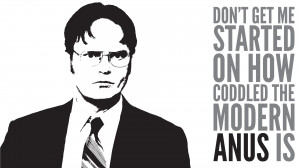 Go Back > Images For > Dwight Schrute Quotes