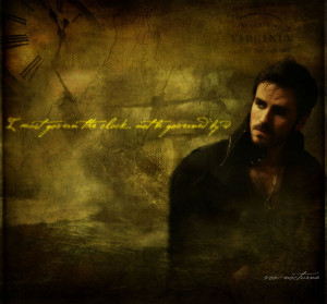 Captain Hook Once Upon A Time Quotes Time governance - captain hook