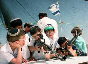 In America, Jews Push Gun Control. Meanwhile, in Israel…