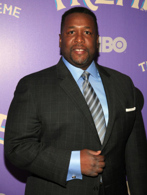 Wendell Pierce Treme Wendell pierce -