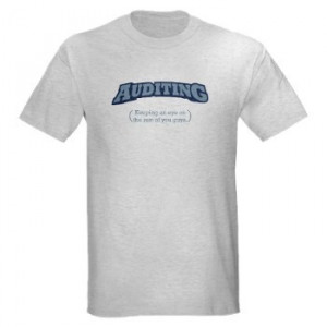 Auditor T-Shirts and Gifts