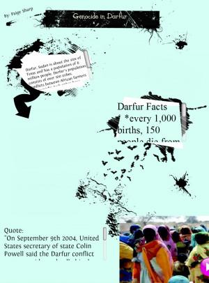 Darfur Sudan Genocide Information