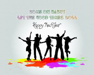 Download Happy New Year 2015 People Dancing Quotes Wallpaper. Search ...