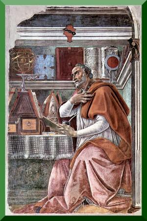 Saint Augustine of Hippo Quotes