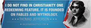 ... Billboard Falsely Attributes Anti-Christian Quote to Thomas Jefferson