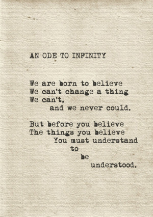 Inspirational Poems and Quotes About Life