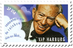 Harburg 1896 1981 also known as Yip was an American