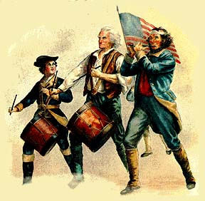 WEB SITES AND LINKS FOR THE AMERICAN REVOLUTION
