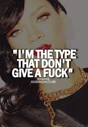 that type of girl.