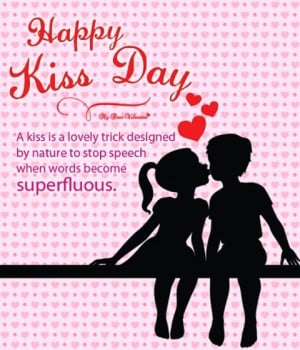 ... Romantic Lovely Happy Kiss Day 2014 Images, Greetings And Wallpapers