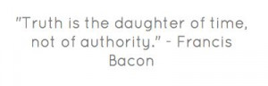 Francis Bacon, scientist, philosopher, jurist, statesman