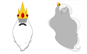 Ice+King+Beard+And+Crown+And+Ice+Queen+Hair+And+Crown.png