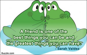 Cute Friendship Quotes and Messages