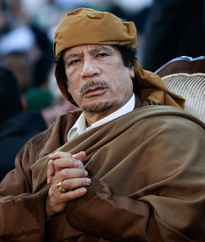 Gaddafi Quotes
