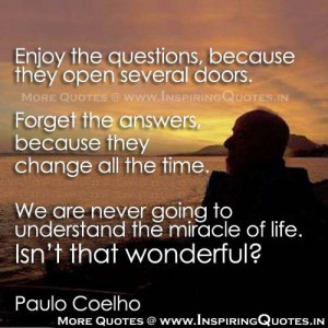 Paulo Coelho Life Quotes Great Life Sayings by Paulo Coelho Images ...