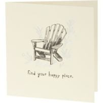 Find Your Happy Place Card | Unique Birthday Cards from Life is good ...