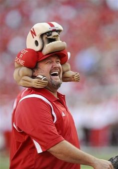 larry the cable guy supports the huskers more larry the cable guys ...