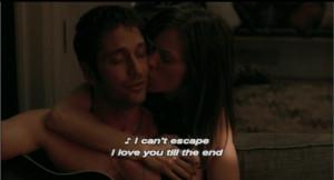 love you by Richard LaGravenese (Based on Cecelia Ahern's book)