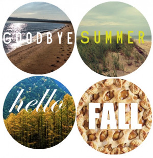Goodbye Summer Hello Fall Quotes
