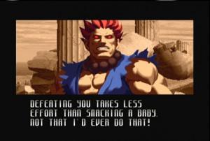 Top 7... weirdest Street Fighter insults