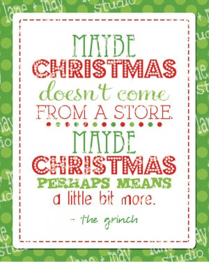 Quotes From The Grinch