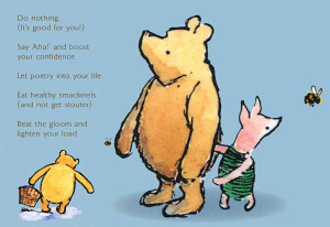 2012 will be the year of Pooh Bear Logic~~