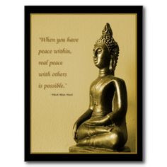 Peaceful Quotes For The Soul Buddha - tnh peace quote