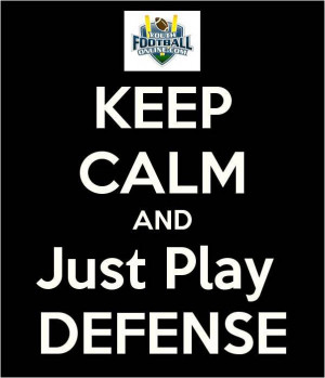 Playing Championship Defense