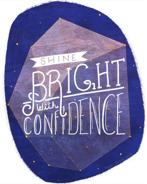 motivational and inspiration quote- 'confidence' #bohemianlush