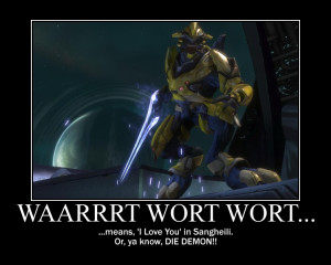 For our Halo fans out there...