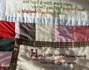 Patchwork Quilt Quotes